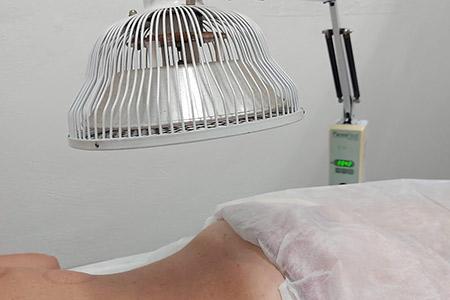 Radiação eletromagnética no tratamento da dor