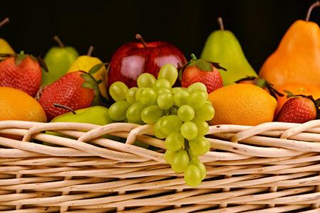 Consumo de fruta na medicina chinesa